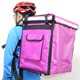 PK-65AP: Pizza delivery backpacks, hot food take away bags, meal delivery bag, 16