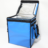 PK-66VB: Pizza delivery boxes, heat insulated bags, food warmer bags for take out, 16