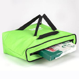 PK-55A: Keep pizza piping hot bags, food delivery handbag, pizza bag for takeaways, 18
