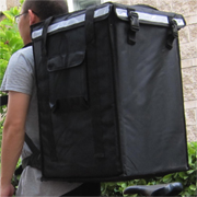 PK-96V: Bags for food delivery, fresh food takeaway backpack, Pan Carrier